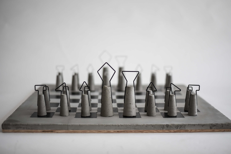 Fortify le jeu d'échec industriel par Daniel Skotak