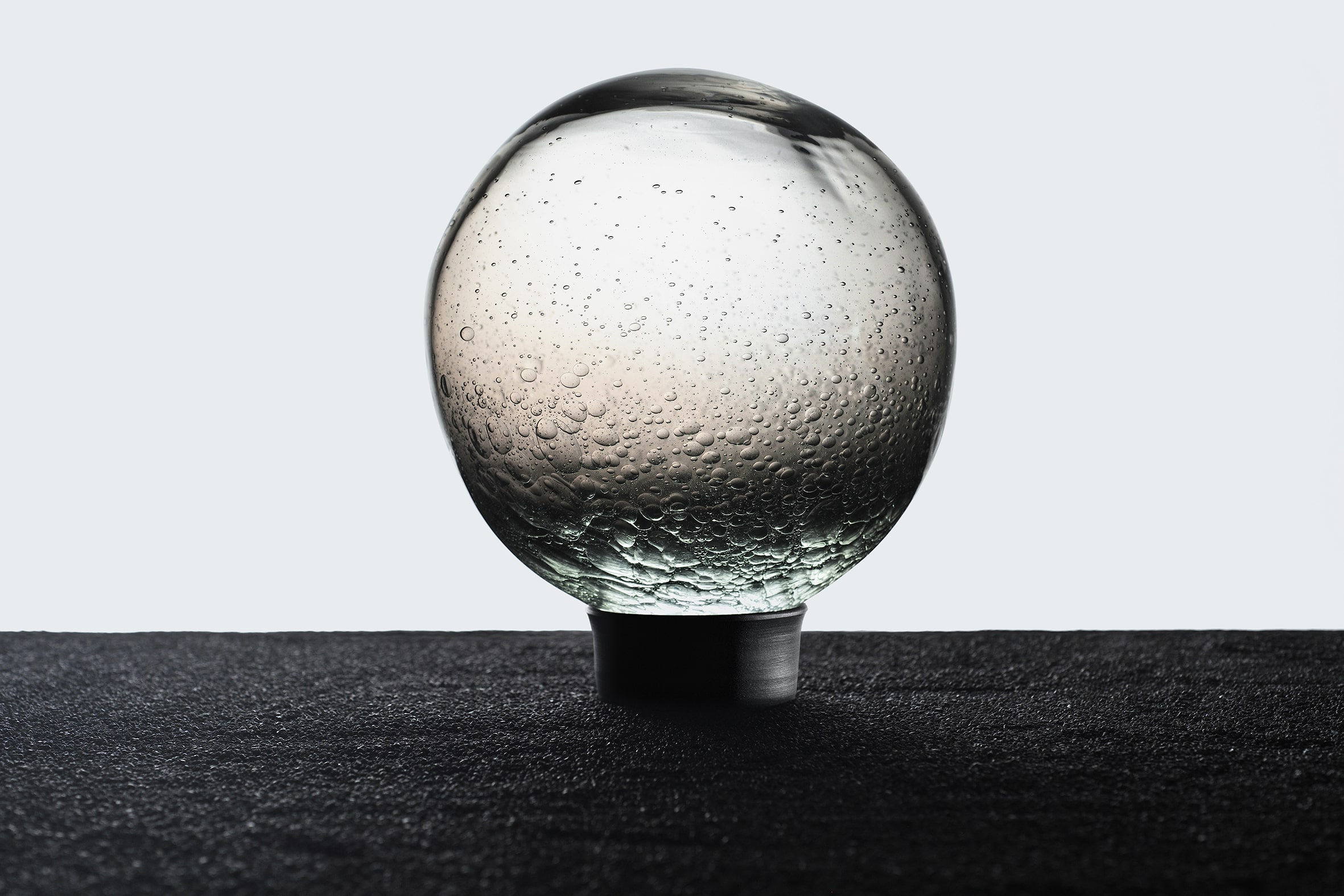 IRMA luminaire au verre sublimé par Rémi Casado